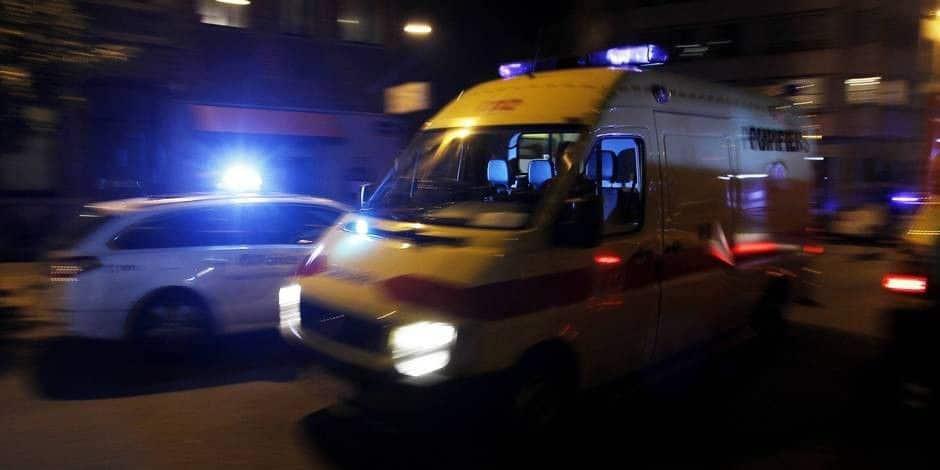 Grave accident sur l'autoroute A17 Mouscron-Tournai
