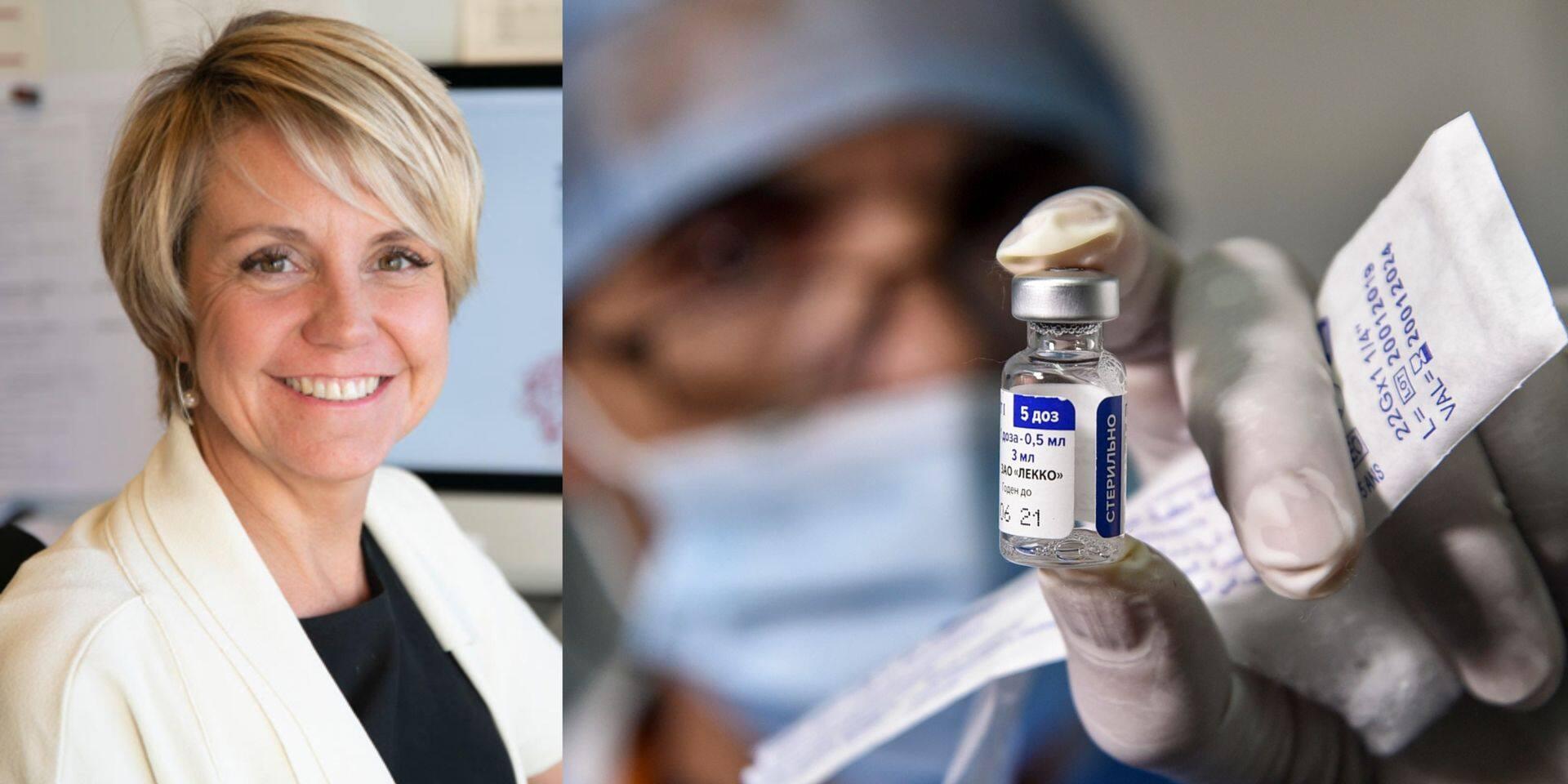 """Le vaccin russe Spoutnik V pourrait-il changer la donne en Europe ? """"C'est en tout cas une nouvelle corde à notre arc vaccinal"""""""
