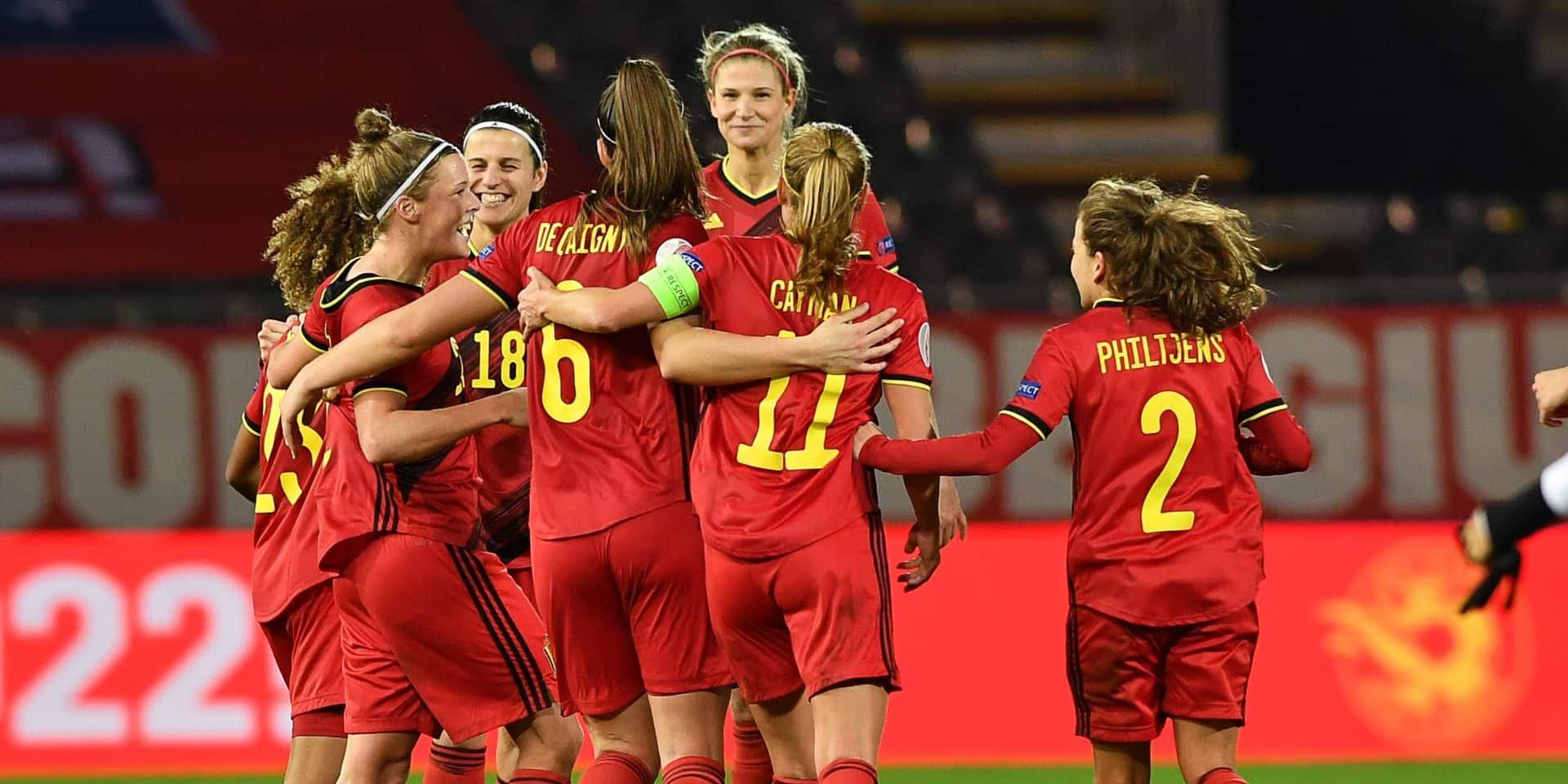 Les Red Flames joueront au Stade Roi Baudouin contre les Pays-Bas
