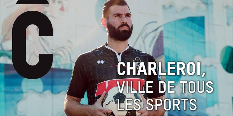 Charleroi: le service sports pour tous rappelle l'existence du Passe-Sports