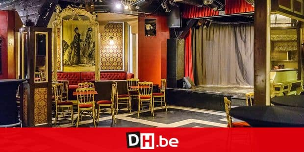 L'Os à Moëlle Avenue Emile Max - Emile Maxlaan Café-Théâtre © visit.brussels - Jean-Paul Remy