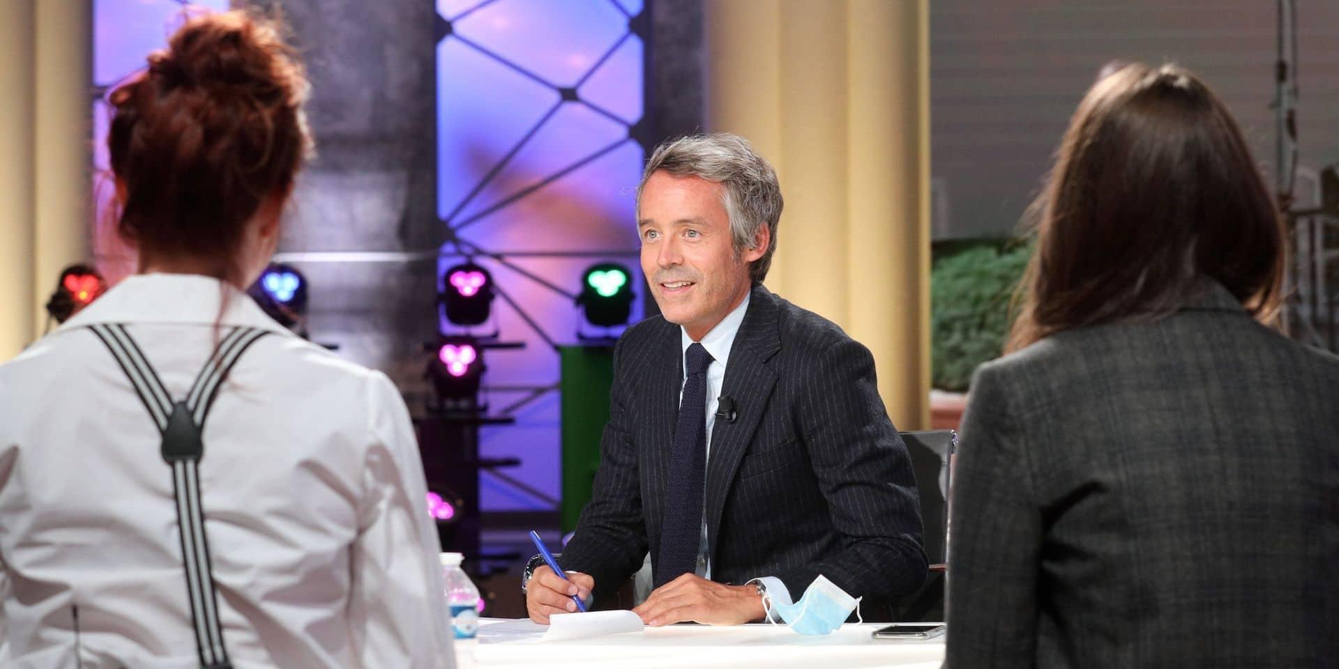 """Quand l'émission """"Quotidien"""" se moque de la Lockdown partouze de Bruxelles: """"On est des petits joueurs à côté"""""""