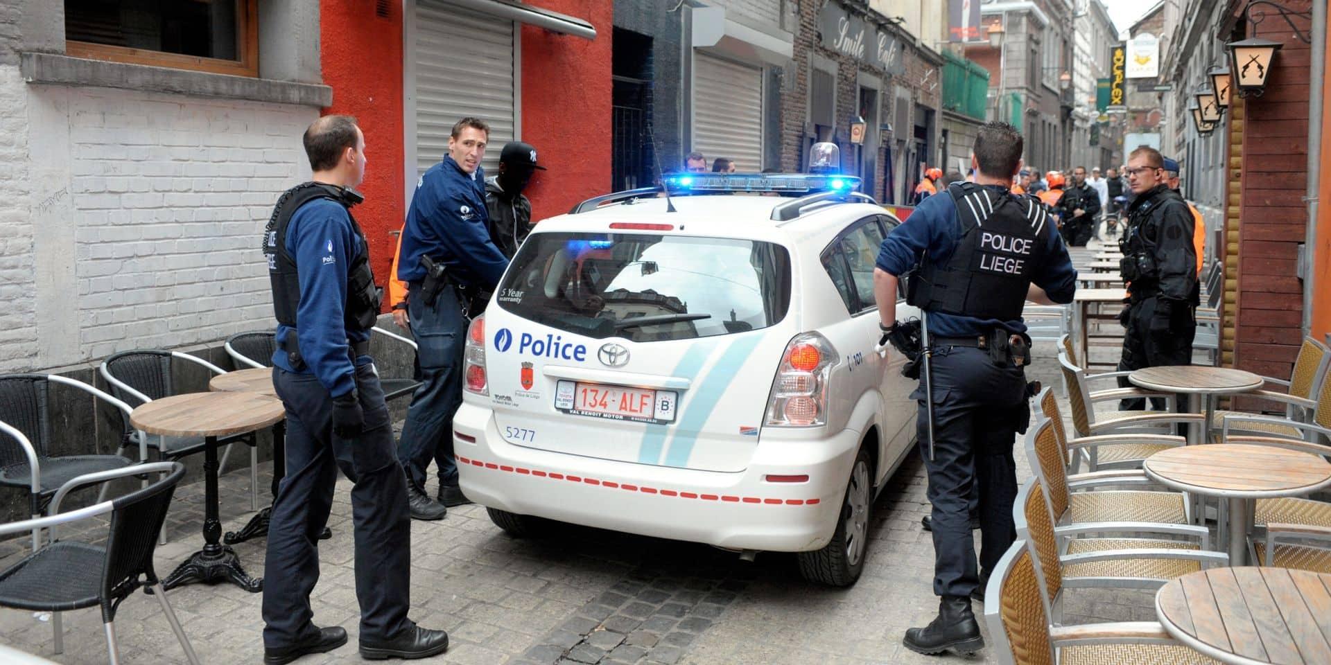 Liège : le voleur du Carré a été arrêté !