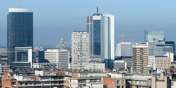 Le prix d'un appartement à Bruxelles augmente encore - La DH
