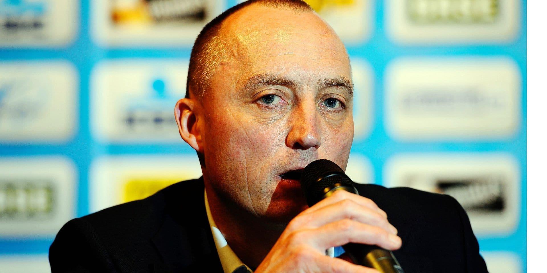 Comment Wouter Vandenhaute est devenu président d'Anderlecht