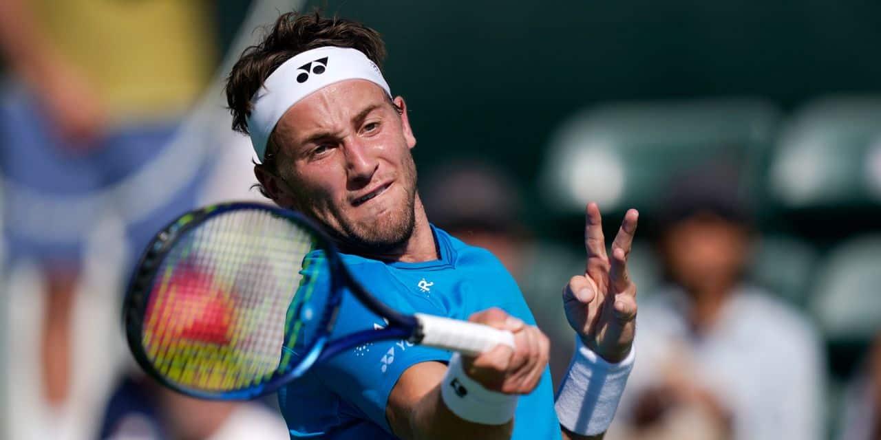 Indian Wells: Ruud et Schwartzman s'affronteront en 8e de finale, la tenante du titre Andreescu ...
