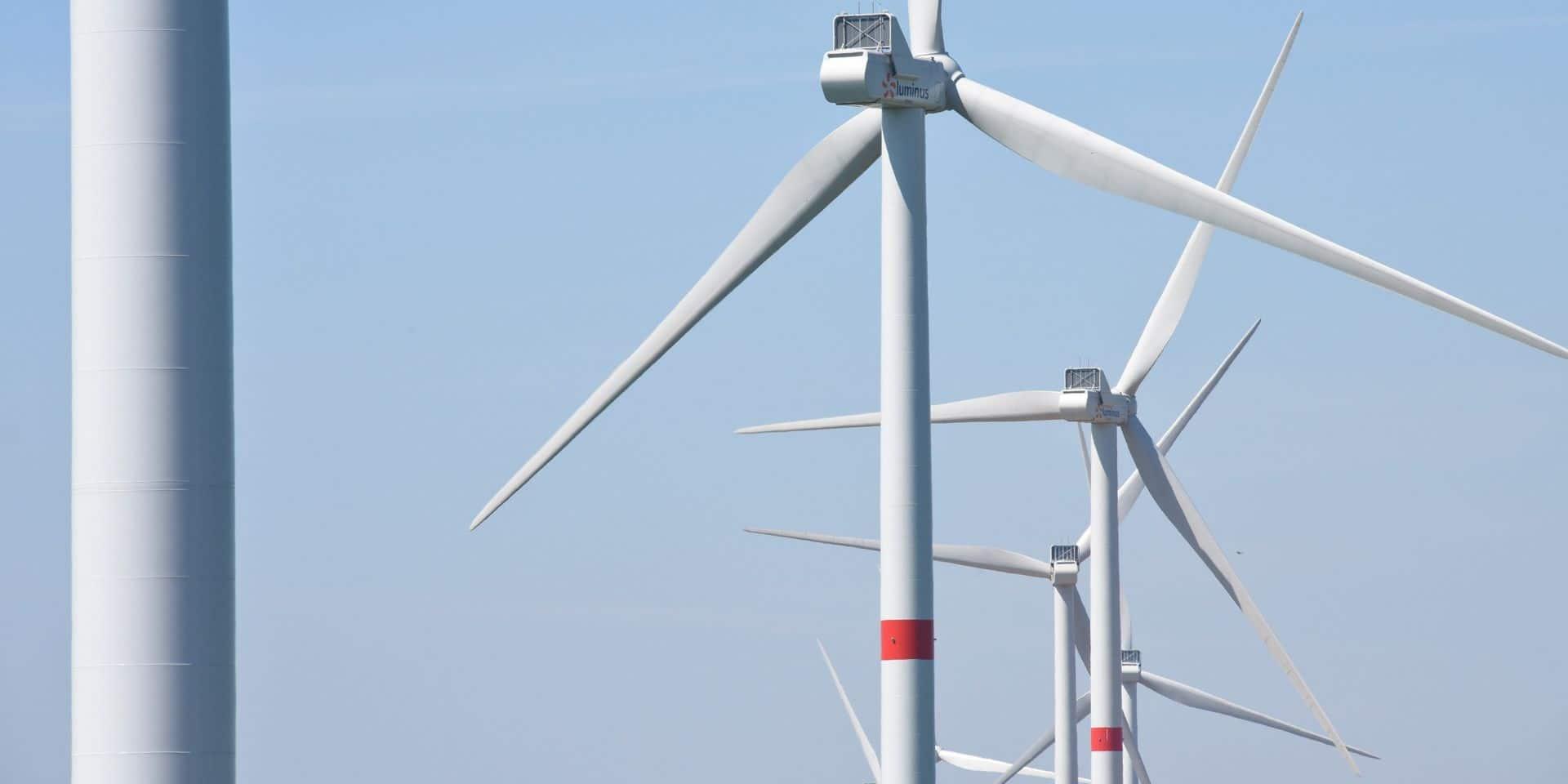Ineos signe le plus grand contrat d'achat d'énergie éolienne pour l'industrie lourde jamais conclu en Belgique