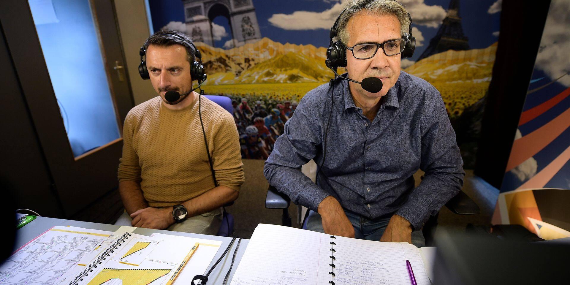 """Rodrigo Beenkens débriefe son drôle de Tour 2020 : """"Il s'est passé un truc en studio, c'est passé comme une fusée"""""""
