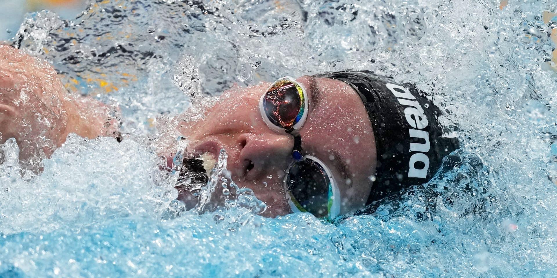 La championne d'Europe du 100 m libre Femke Heemskerk va prendre sa retraite