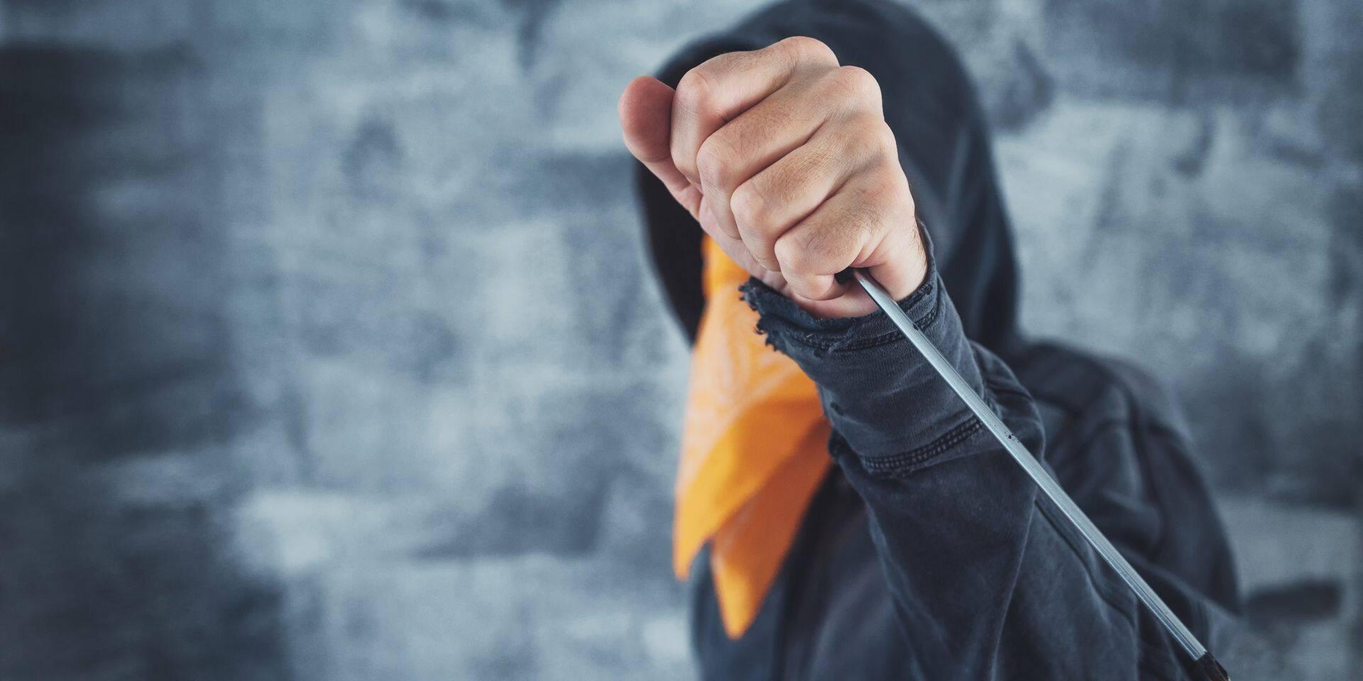 Un jeune Ottintois privé de liberté après des menaces au couteau à Louvain-la-Neuve