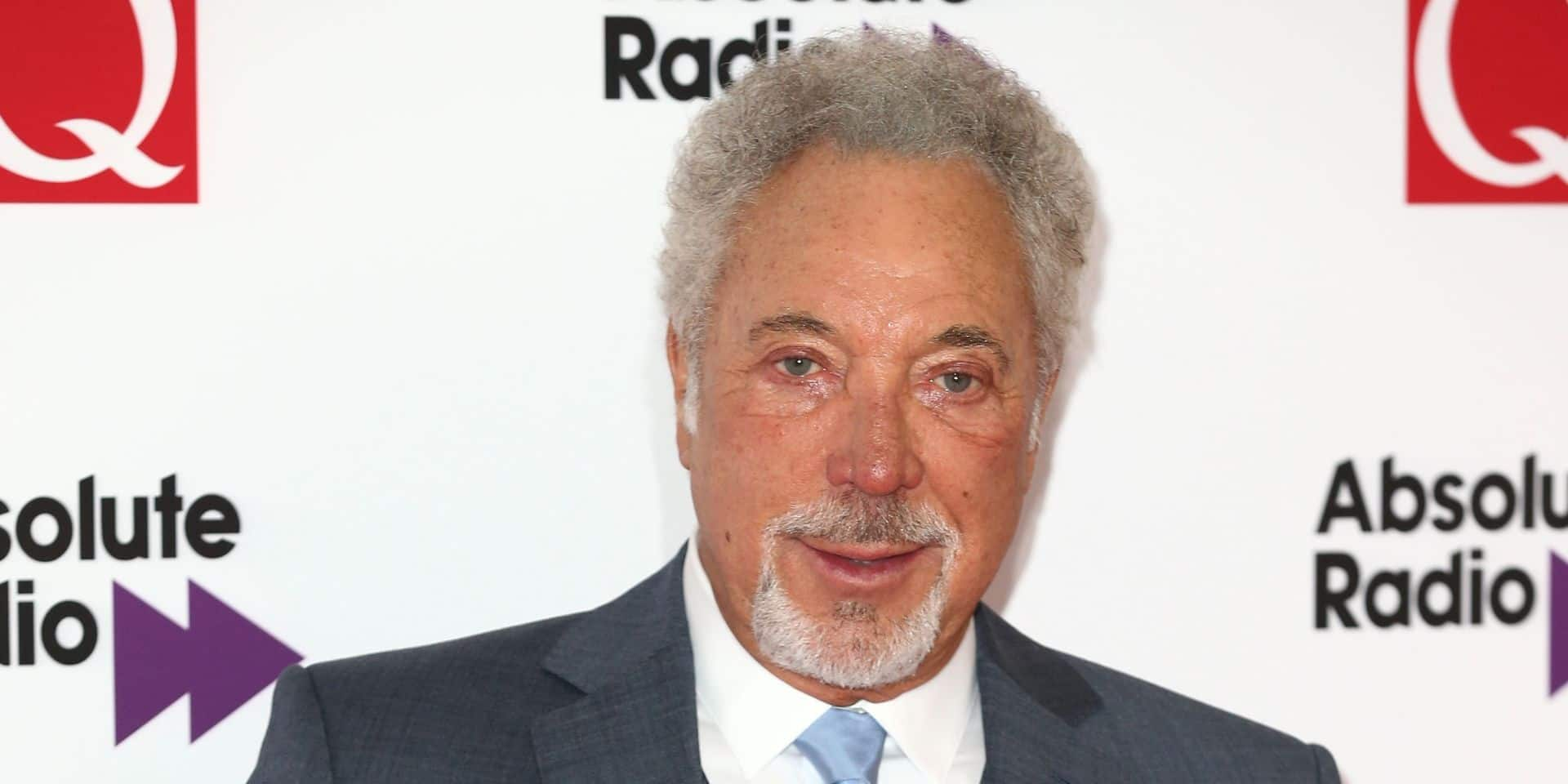 Tom Jones and at the Q Awards 2015, Lond..........