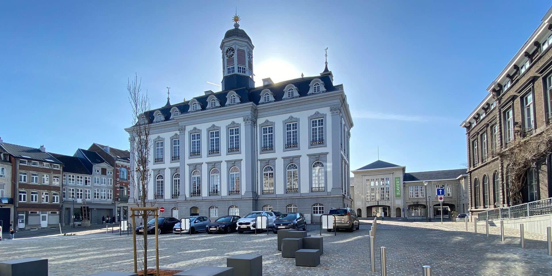 Verviers : la nouvelle place du Marché inaugurée après dix ans de travaux