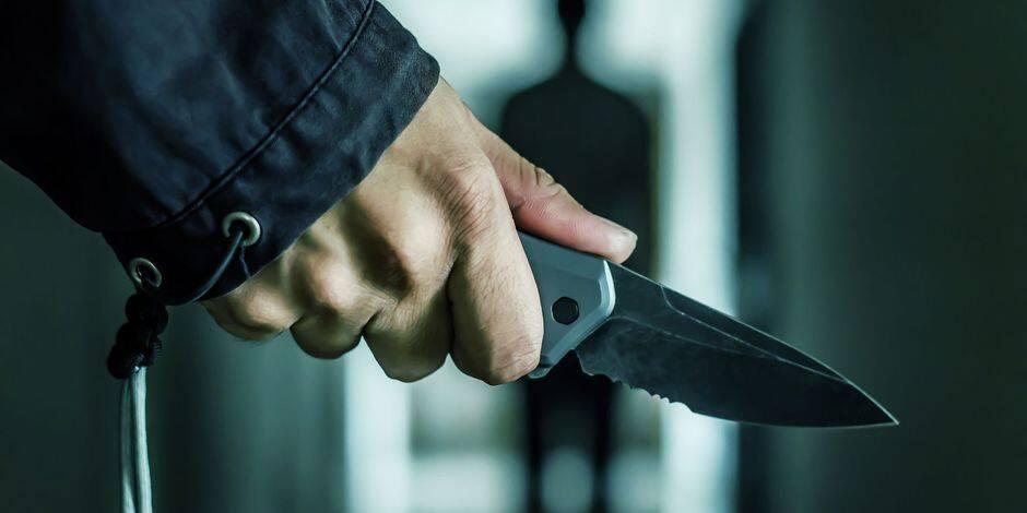 Courcelles: Kévin, victime d'un coup de couteau, mais personne ne l'a touché