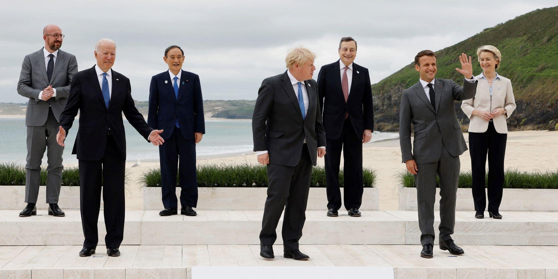 Le G7 a-t-il provoqué une explosion des contaminations au coronavirus dans les Cornouailles ?