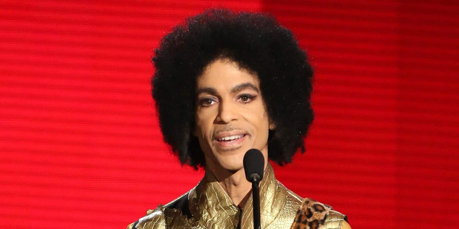 Netflix commande une série documentaire sur Prince