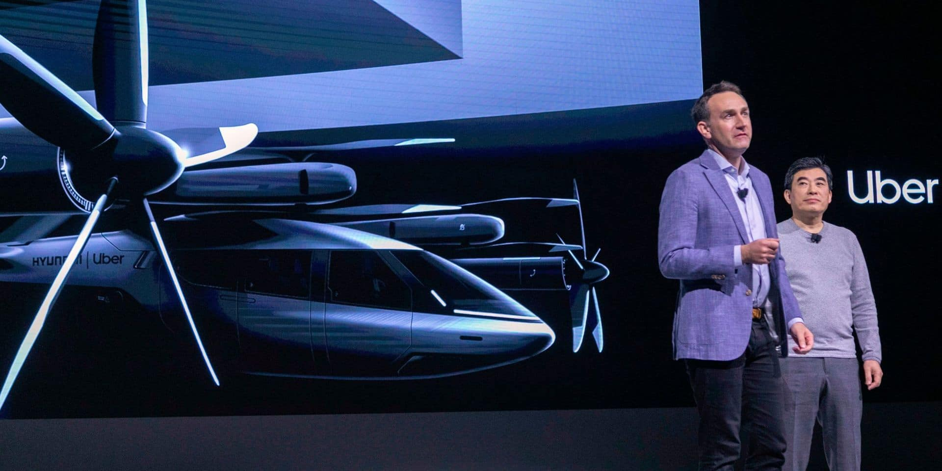 Des taxis volants pour Uber, la folle idée de Hyundai