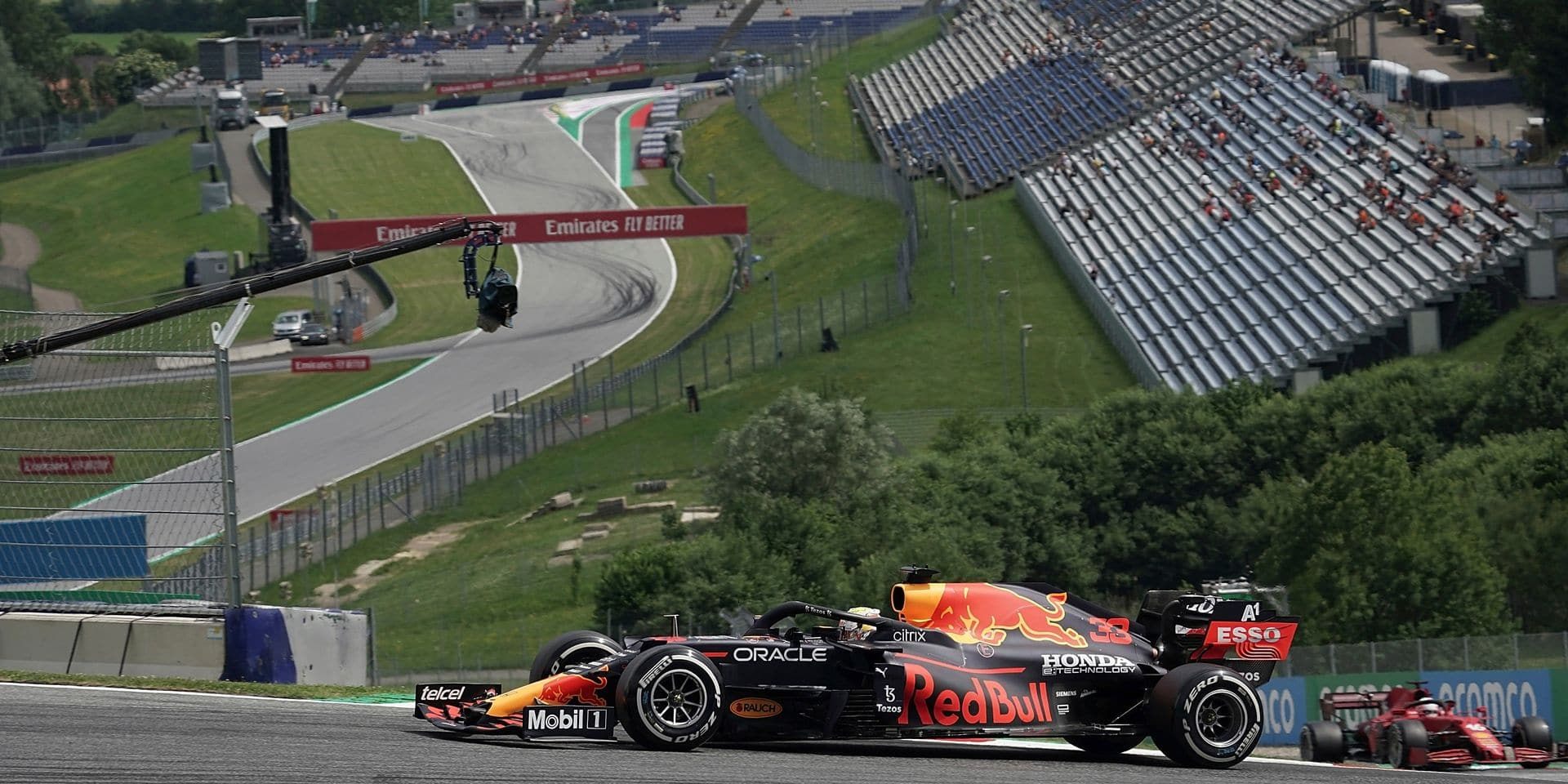 Formula 1 BWT Grand Prix of Styria 2021
