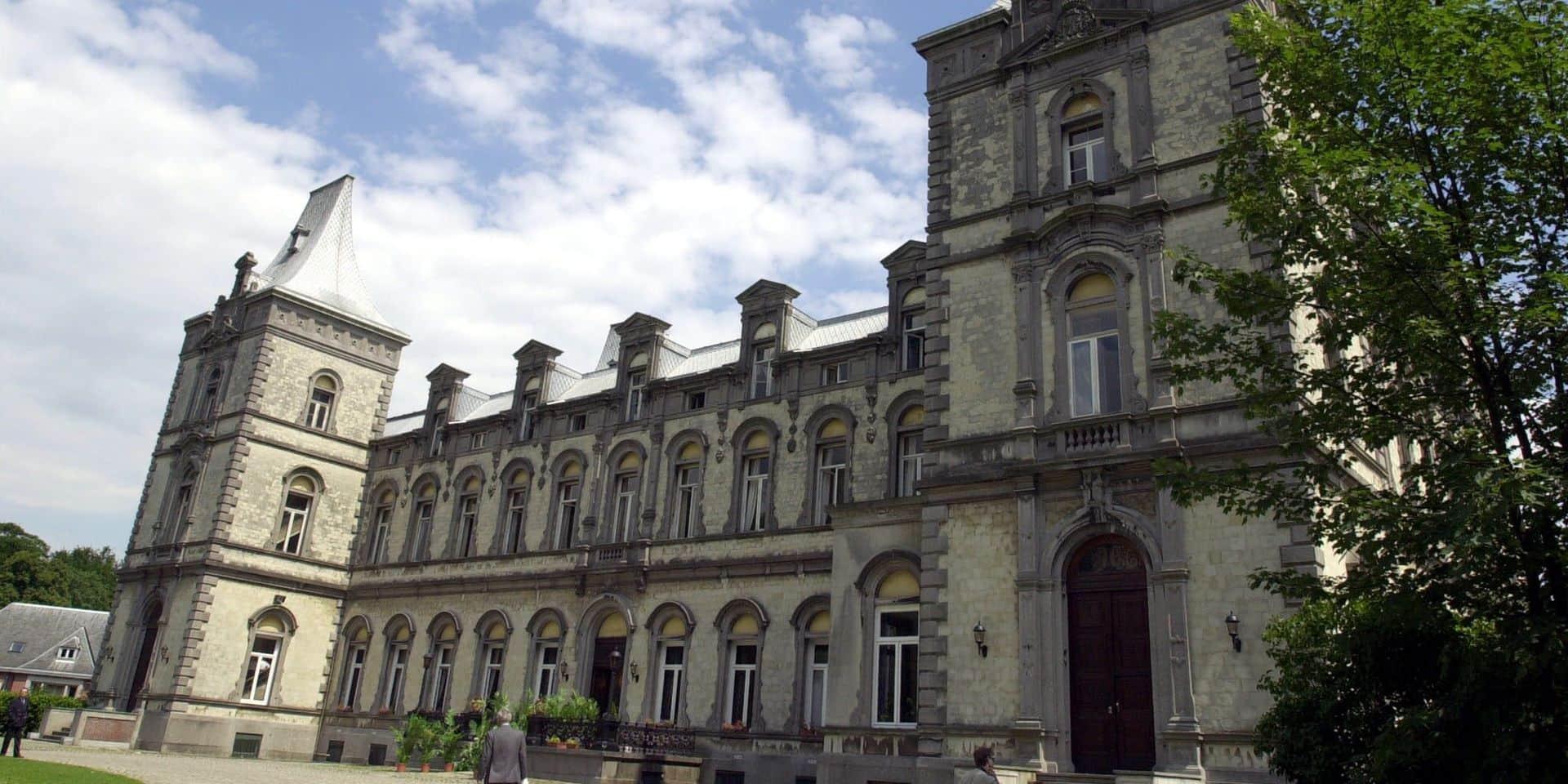 Waterloo : on a volé dans la Scandinavian School au domaine d'Argenteuil