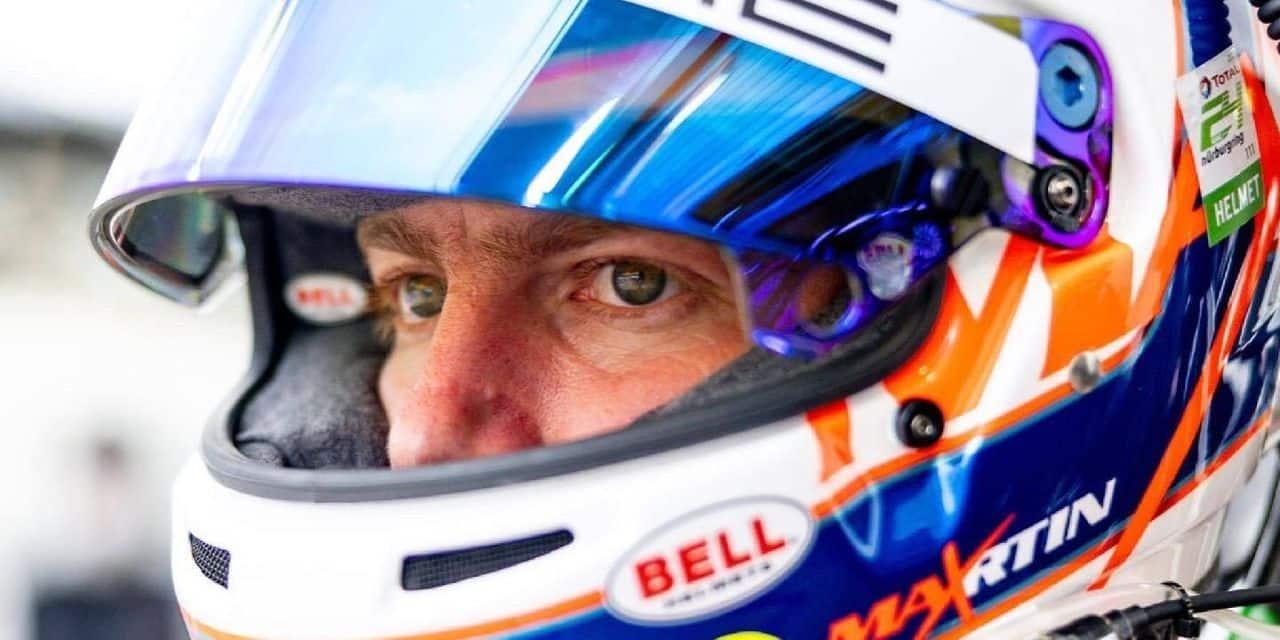 """Maxime Martin: """"S'il y a bien une épreuve de 24H que je veux encore gagner, c'est le Nürburgring"""""""