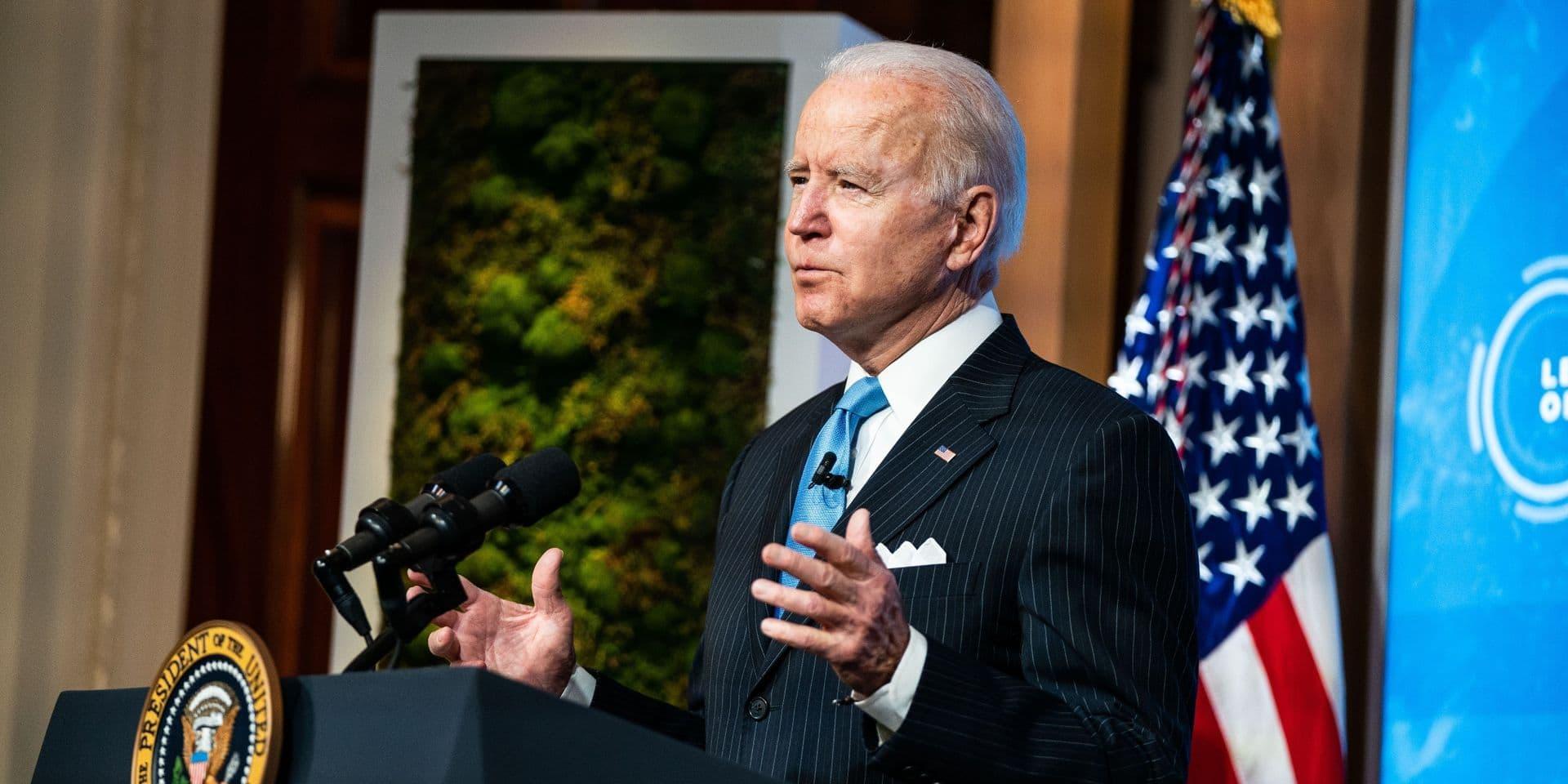 Joe Biden veut augmenter les impôts pour les 0,3% les plus riches