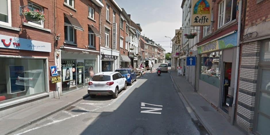 Enghien : une bijouterie attaquée
