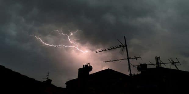 La Belgique placée sous alerte jaune aux orages: le point région par région (CARTE)