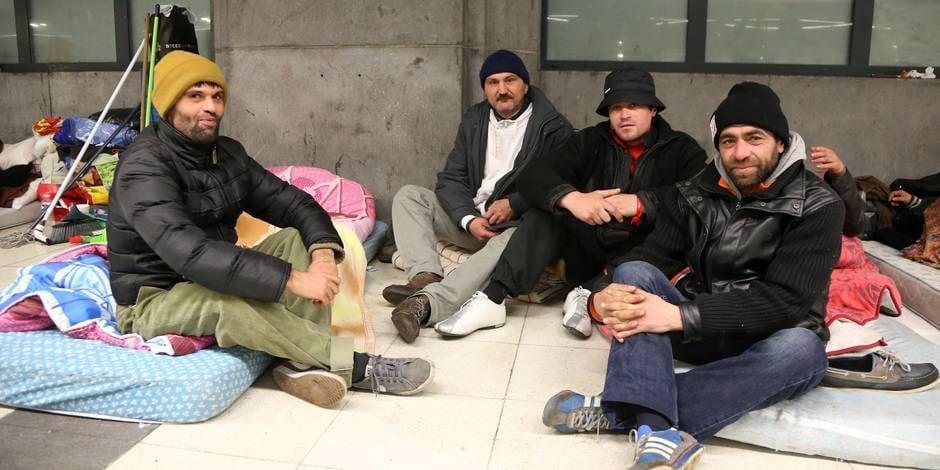 300 bénévoles recherchés pour interviewer les personnes sans-abri de Bruxelles