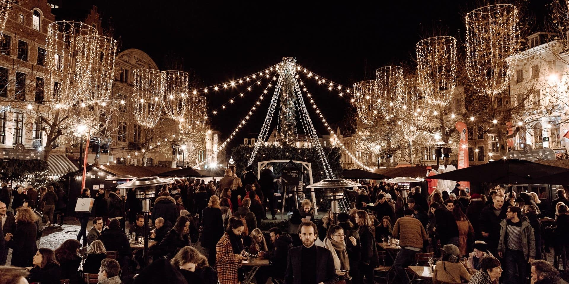 Bruxelles-Ville : la trentième édition des Nocturnes du Sablon n'aura pas lieu