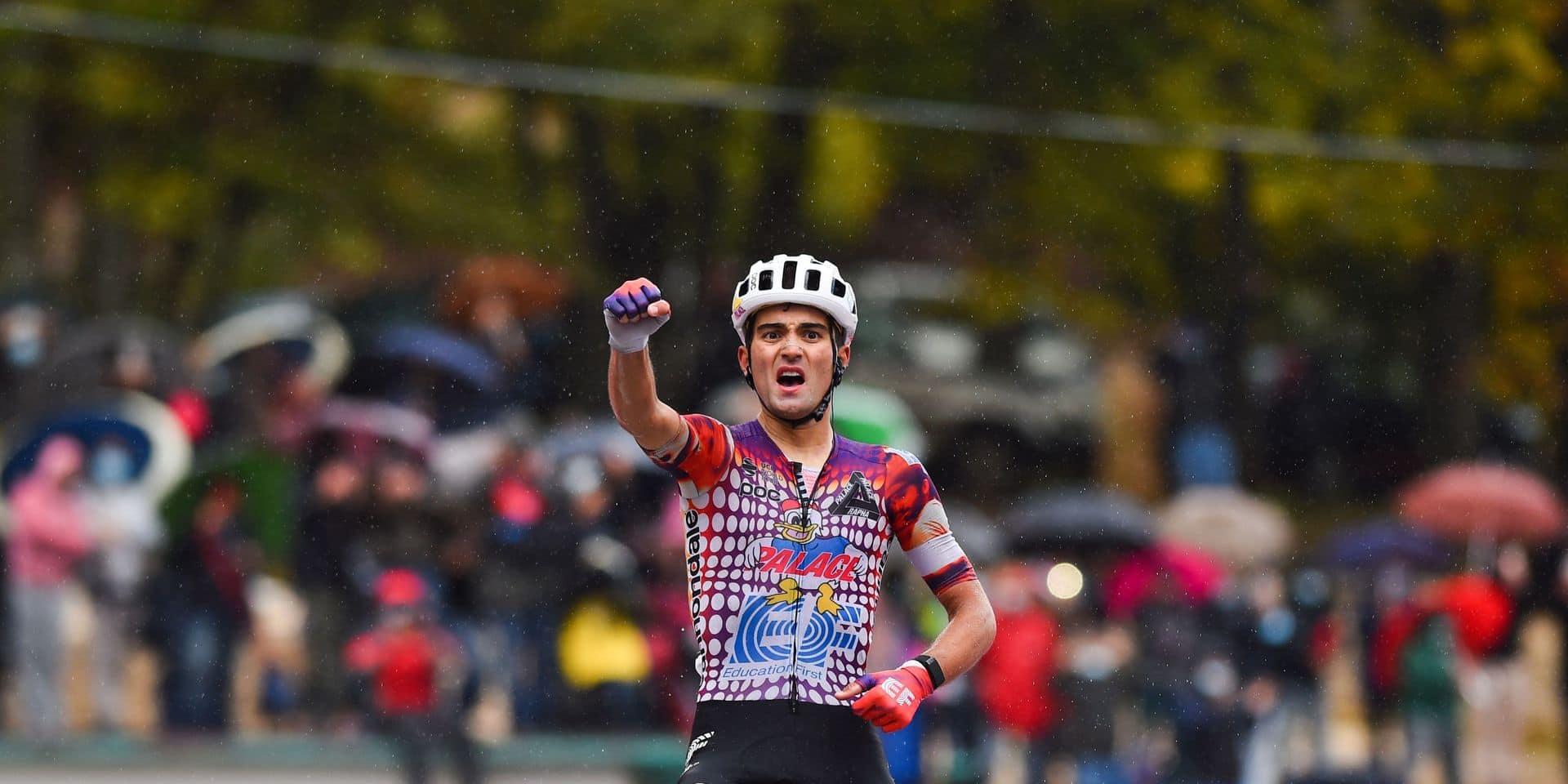 Tour d'Italie: Guerreiro gagne la 9e étape, Almeida toujours en rose