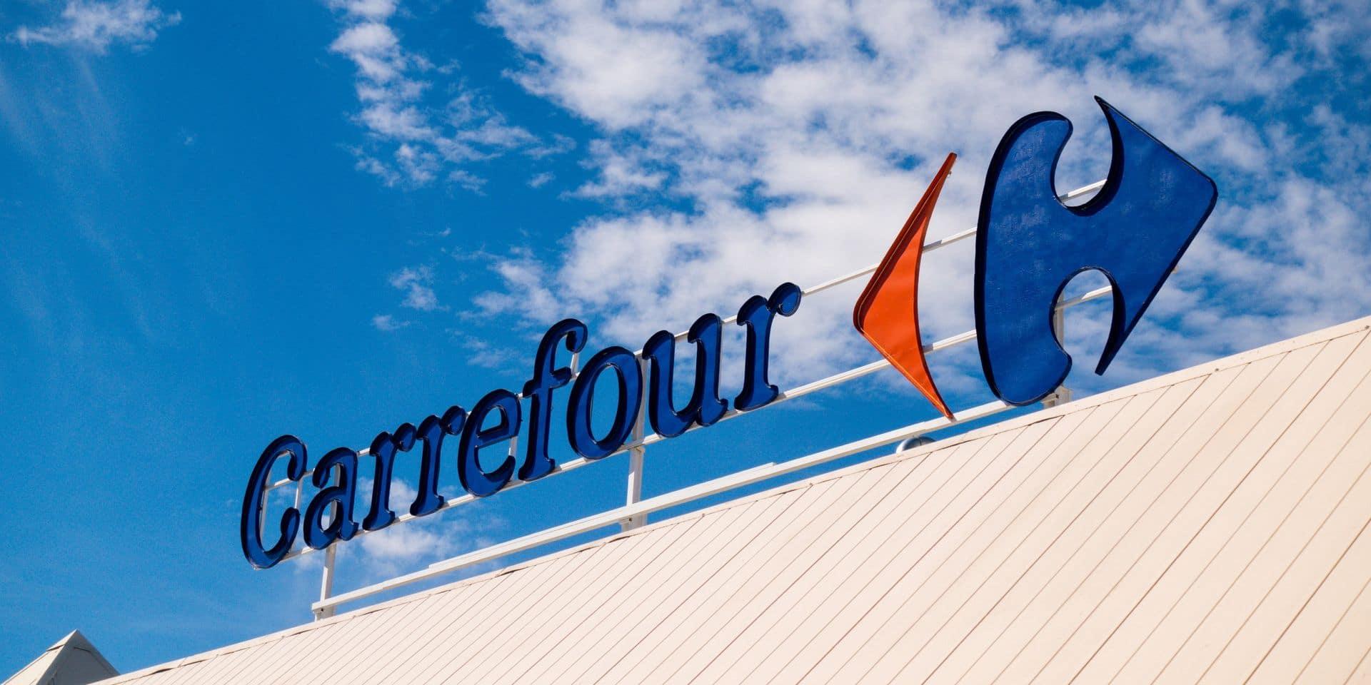 Carrefour Belgique gèle des milliers de prix jusque fin décembre