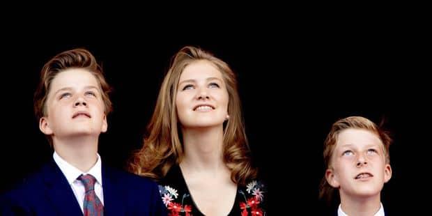"""La princesse Elisabeth, """"une princesse stylée"""" selon un magazine américain - La DH"""