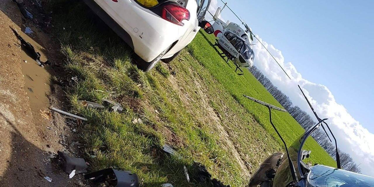 Accidents à Herstal et Crisnée: plusieurs blessés