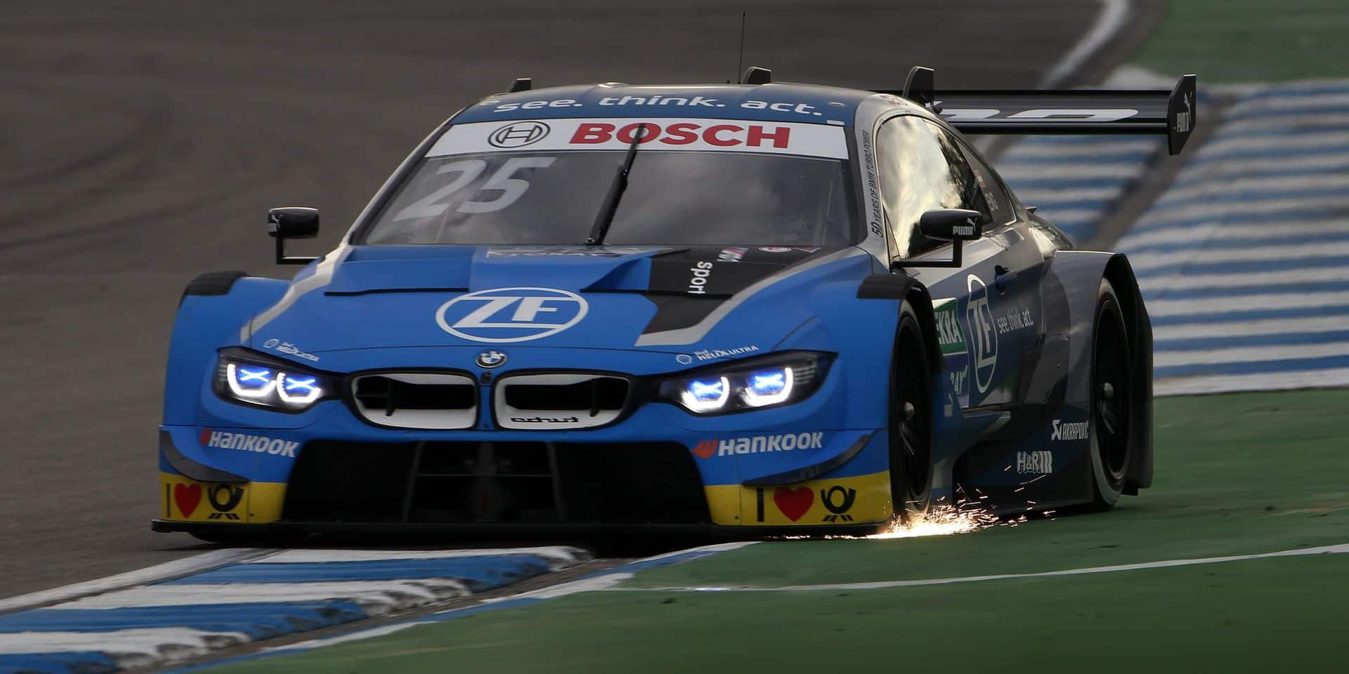 Racing Bart Mampaey représentera BMW lors du match DTM-Super GT à Fuji !