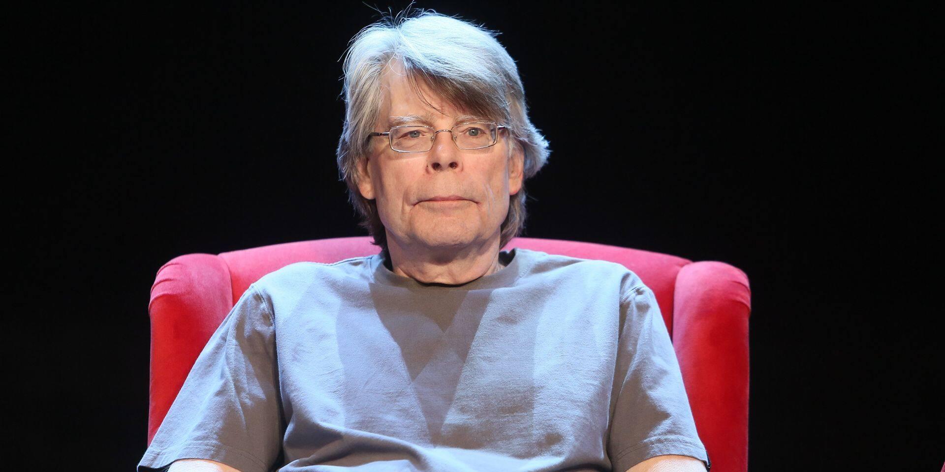 Debat avec Stephen King au Grand Rex a Paris