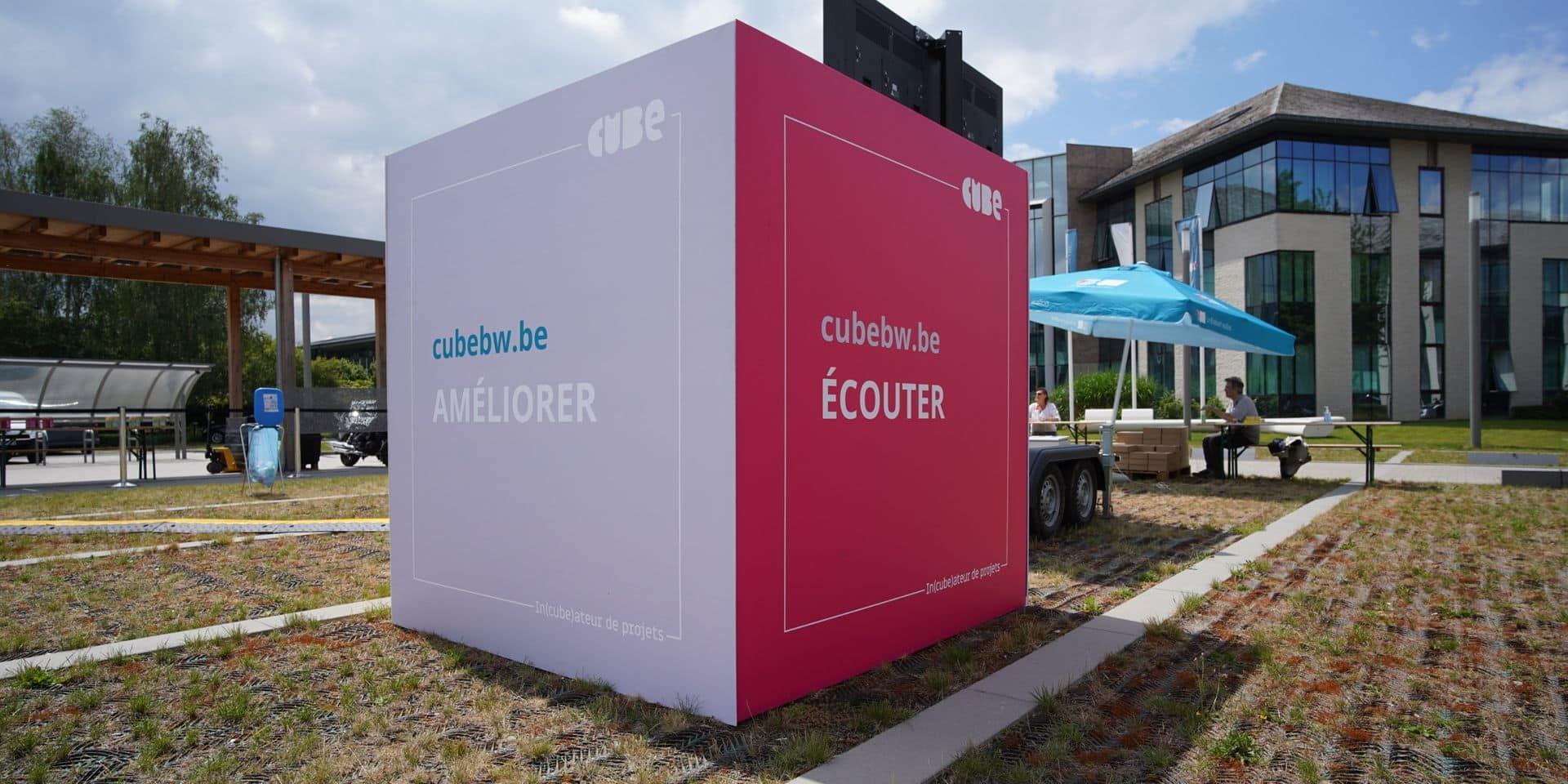 Le Brabant wallon lance son in(cube)ateur de projets