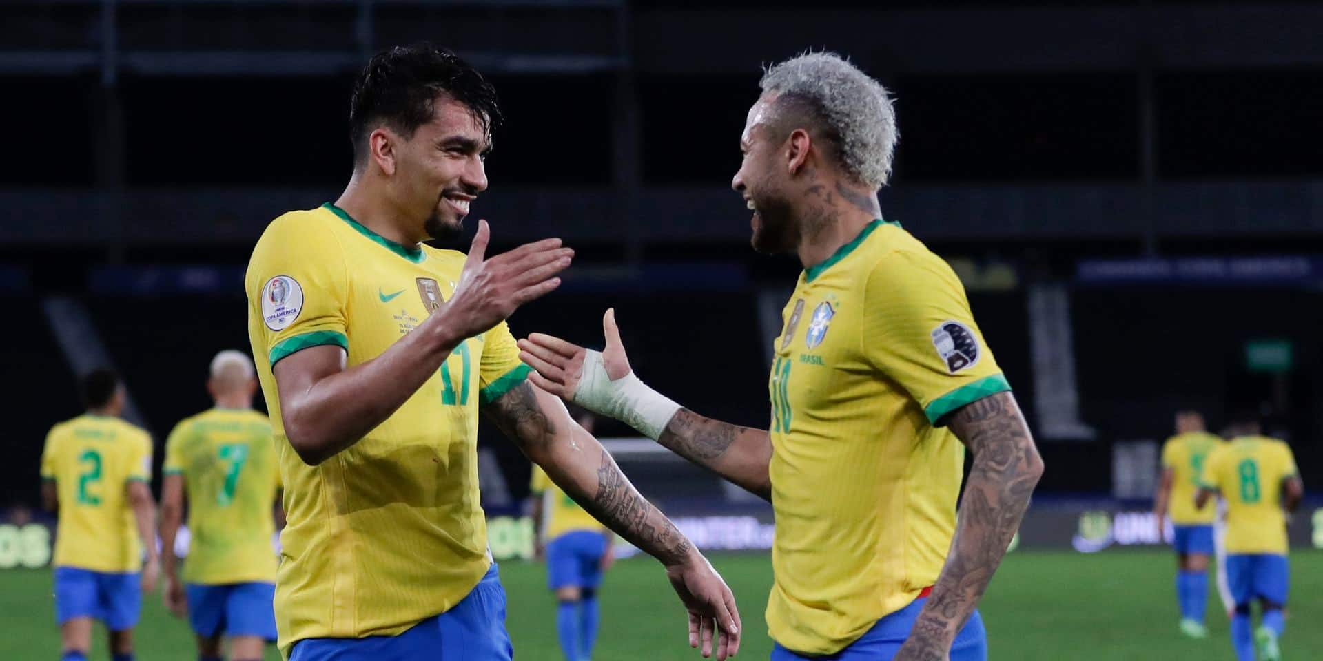 Lucas Paqueta, le bras droit surprise de Neymar