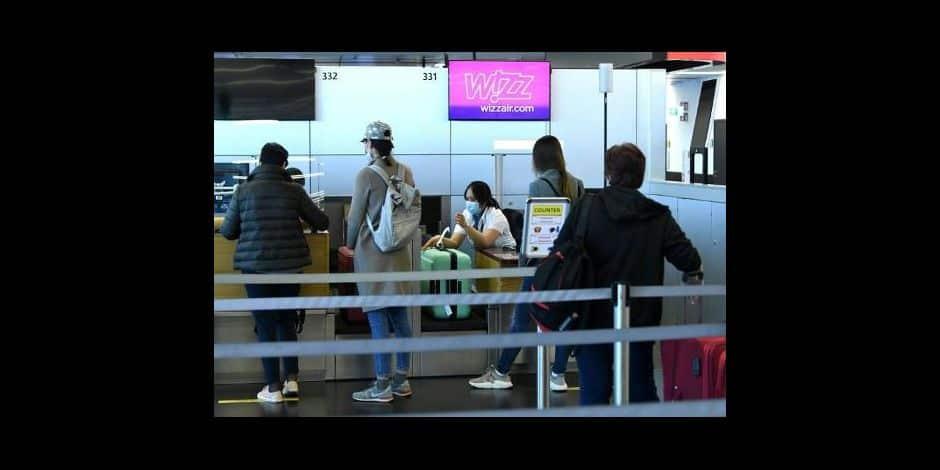 Wizz Air reliera Charleroi à Varna (Bulgarie)