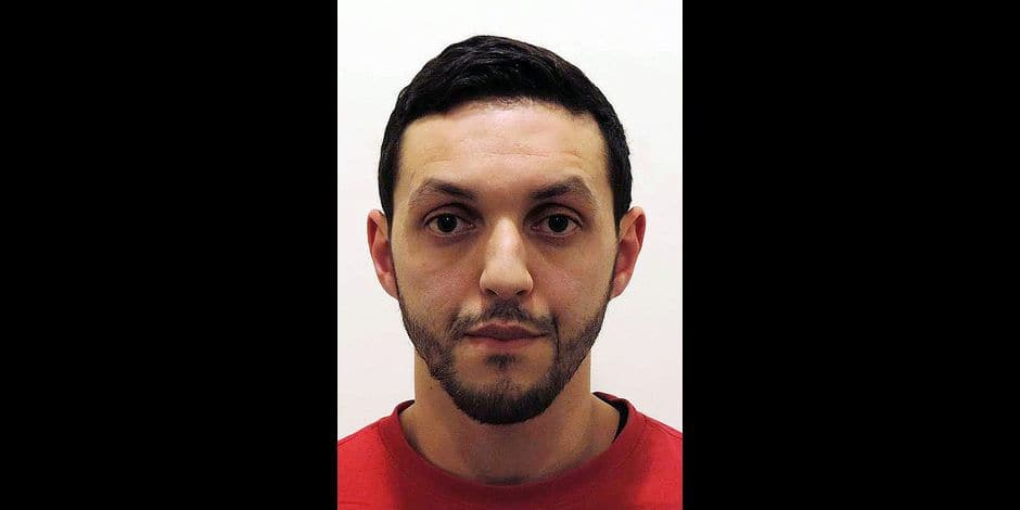 FILE - This is an undated file photograph provided by Belgian Federal Police shows Mohamed Abrini. Belgian authorities say several arrests have been made in relation to the Brussels attacks. Abrini, the 'man in the hat' who escaped from the Brussels airport just before a deadly suicide attack there has been charged Monday Jan. 30, 2017 in France over links to the Nov. 13 attacks in Paris. (Belgian Federal Police via AP, File)