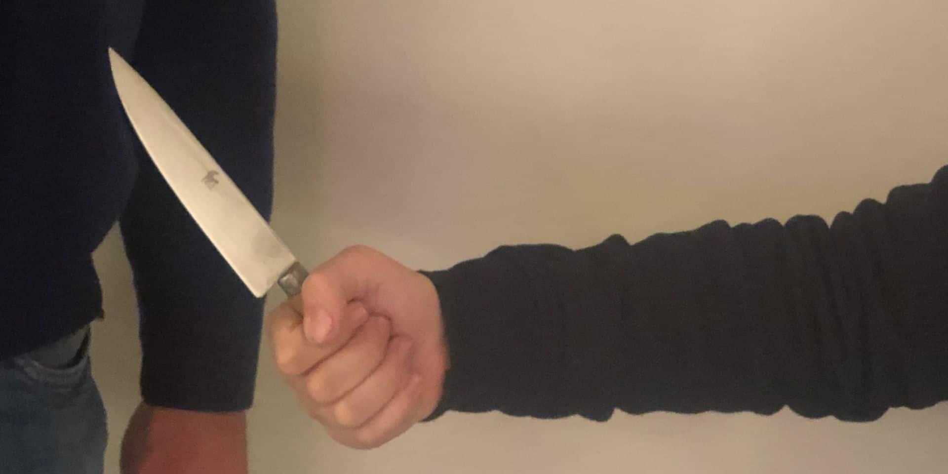 Trois-Ponts : Sept personnes interpellées à la suite d'un coup de couteau