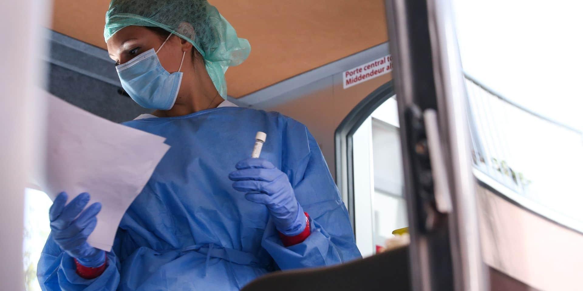 Coronavirus en Belgique: les tendances restent à la baisse