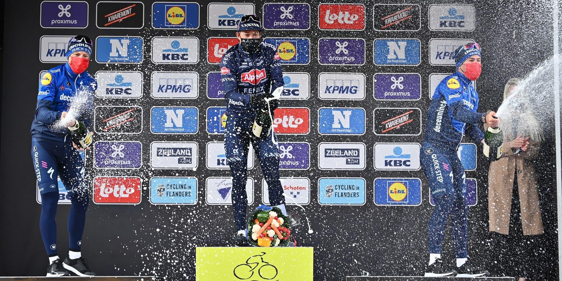 GP de l'Escaut: victoire de Jasper Philipsen au sprint
