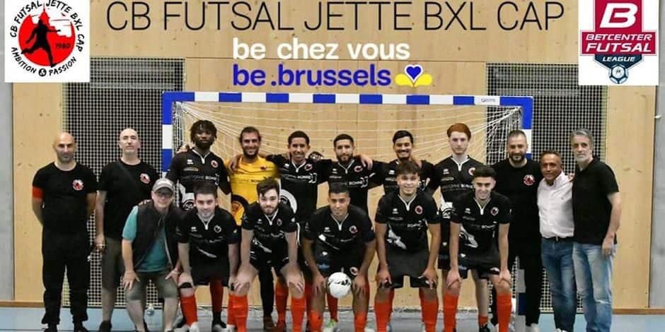 """Changement d'entraineur au Futsal Jette: """"Le coach n'avait pas d'emprise sur le groupe"""""""