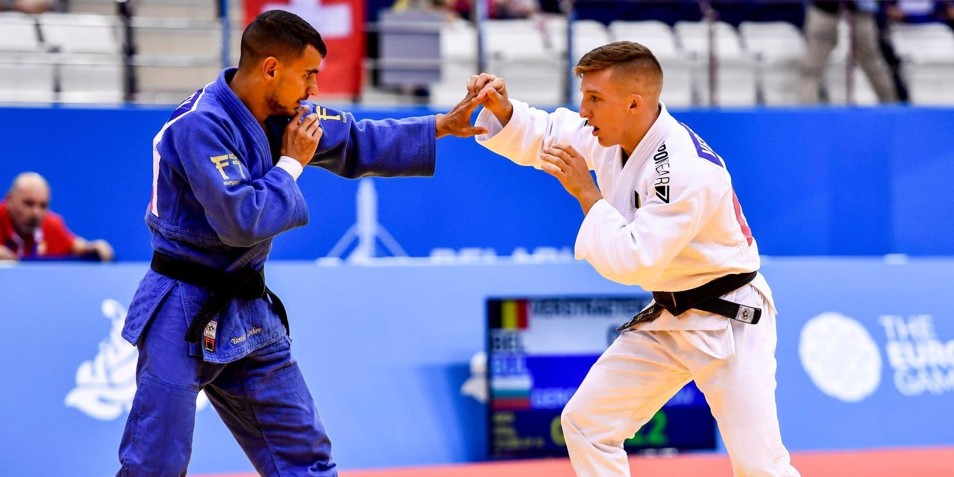 Le judo vise une reprise du circuit mondial en septembre