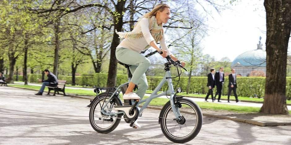 Woluwe-Saint-Pierre: Une prime pour l'achat d'un vélo électrique