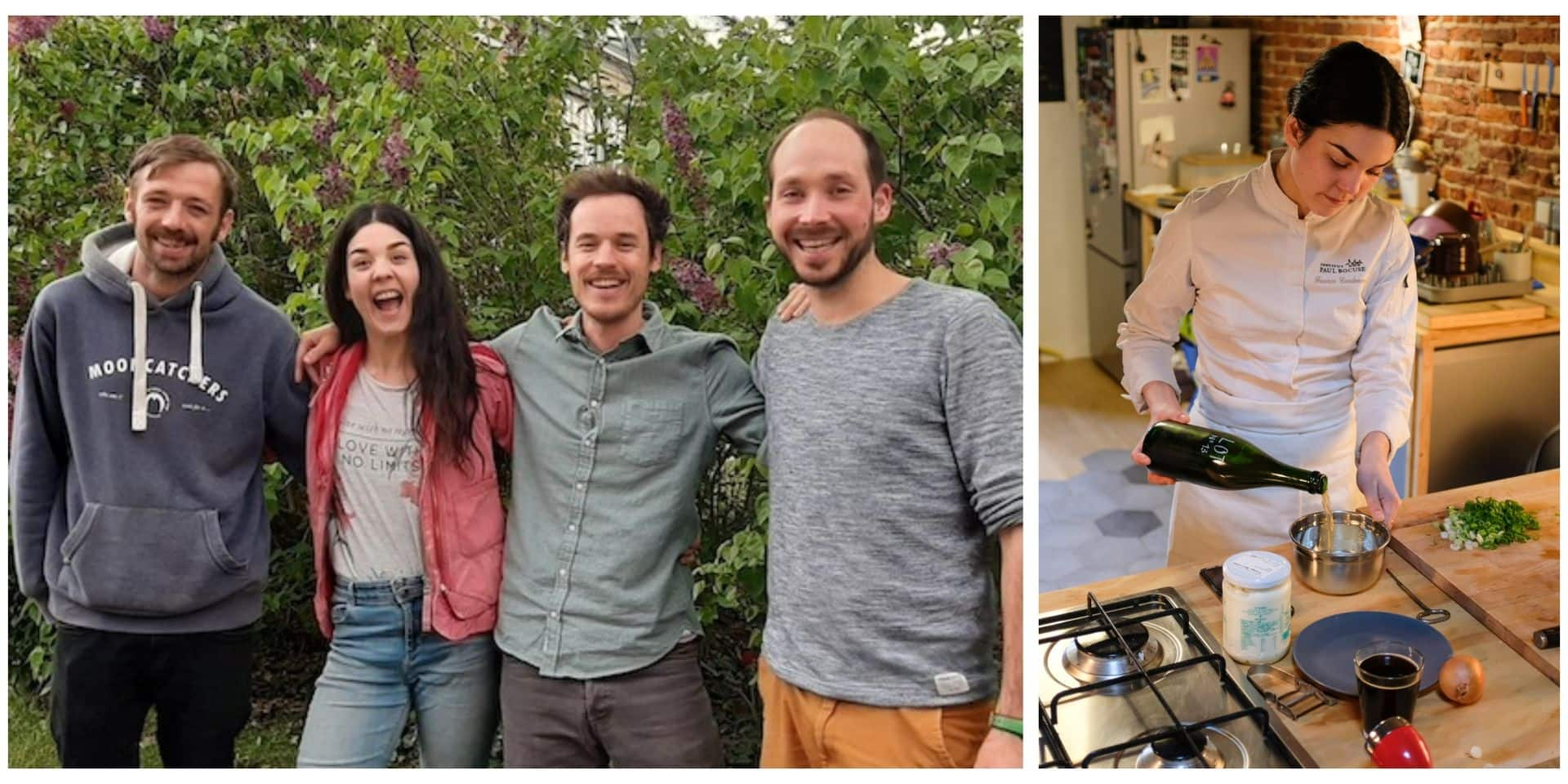Mazette : Un nouveau café-brasserie coopératif dans les Marolles