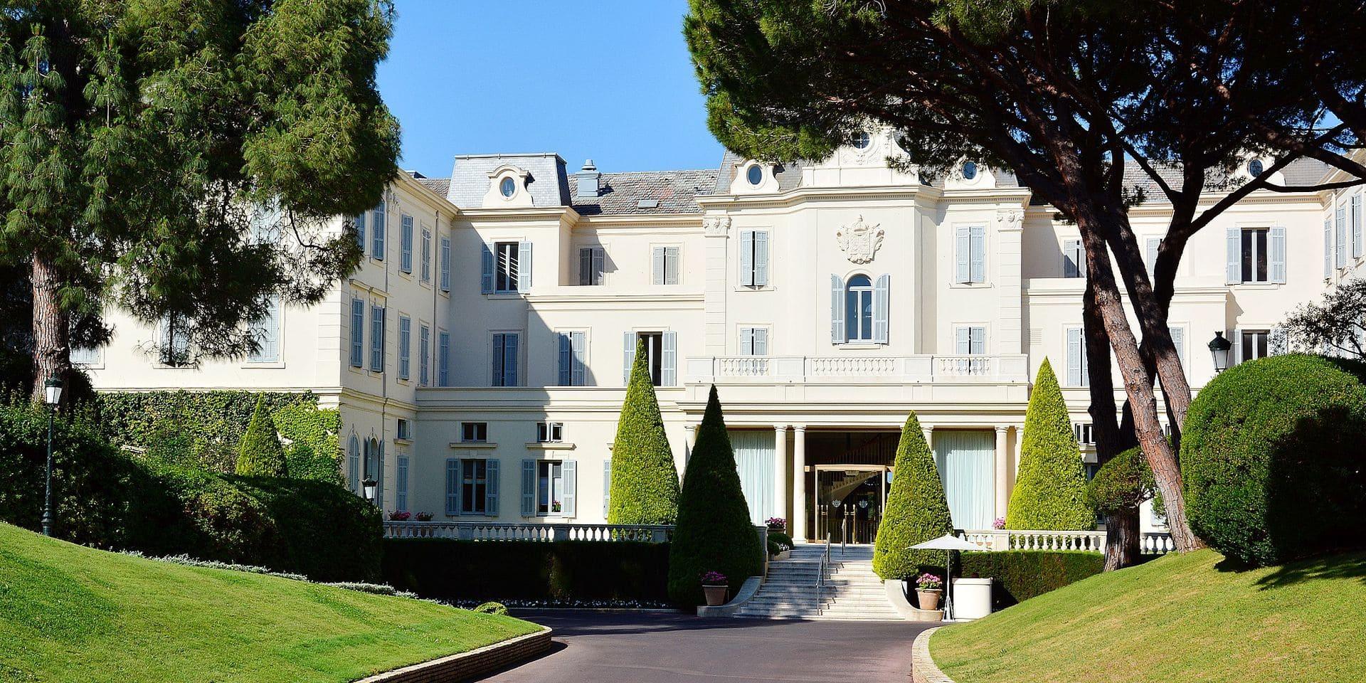 Hôtel du Cap-Eden-Roc : un palace de légende