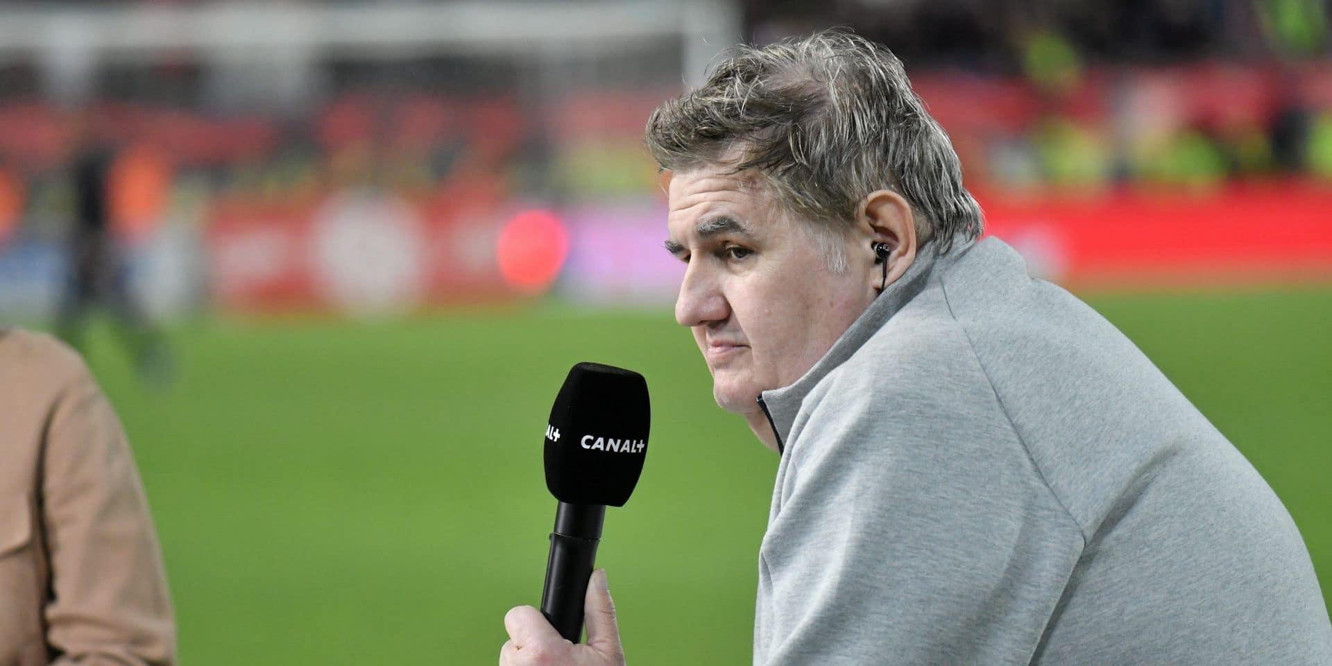 Officiel : Pierre Menes ne reviendra plus sur Canal +