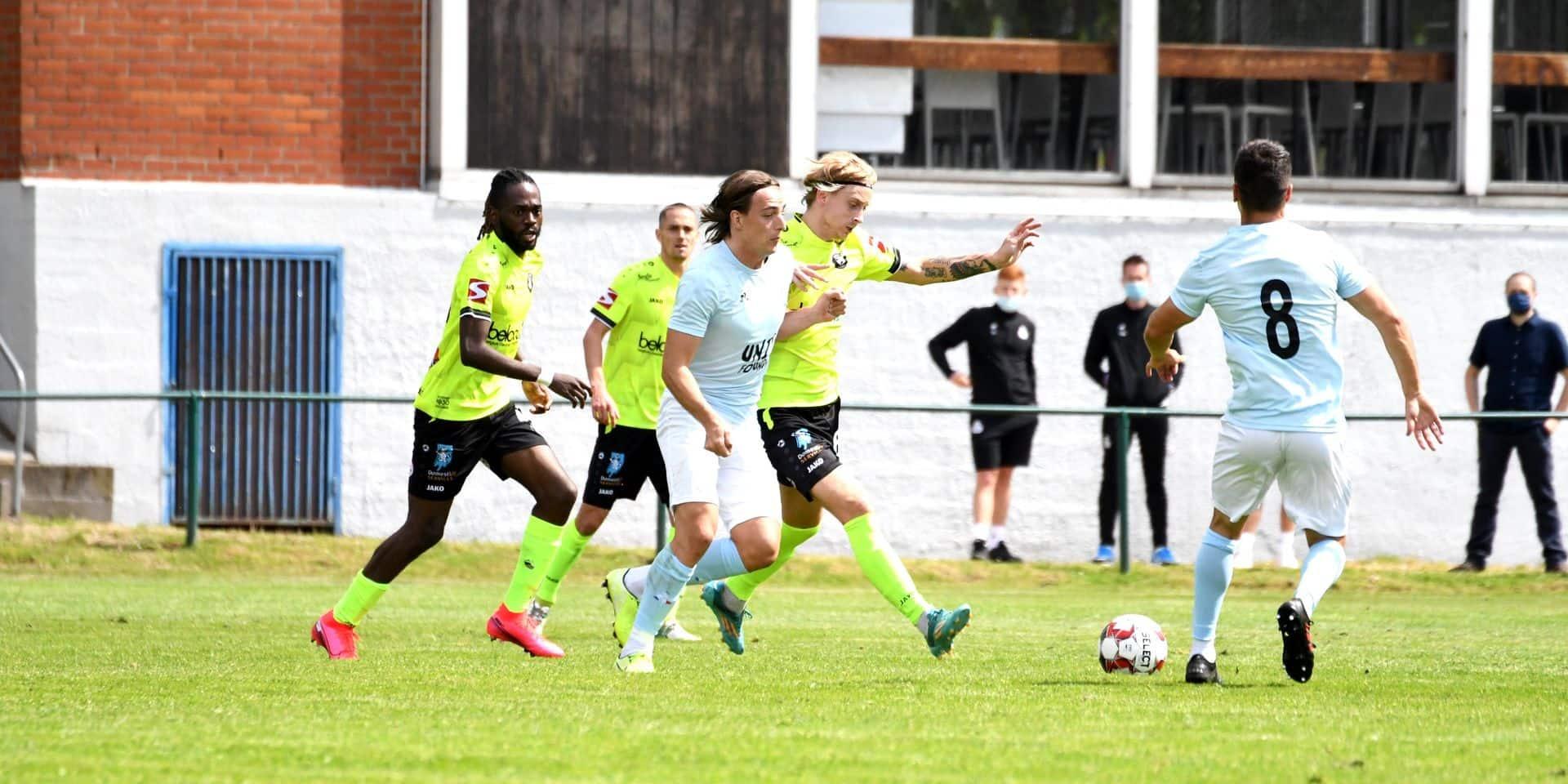Mazzù et l'Union s'inclinent pour leur premier amical de la saison face au Crossing Schaerbeek (1-0)