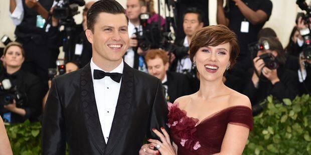 Voici pourquoi la robe de Scarlett Johansson au gala du Met enflamme Twitter - La DH