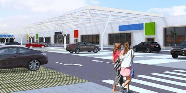 Wavre: 30 commerçants en recours contre le projet de centre commercial au zoning Sud - La DH